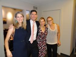 Jennifer Wichelman, Kevin, Carli Pearson, and Jennifer Bullard